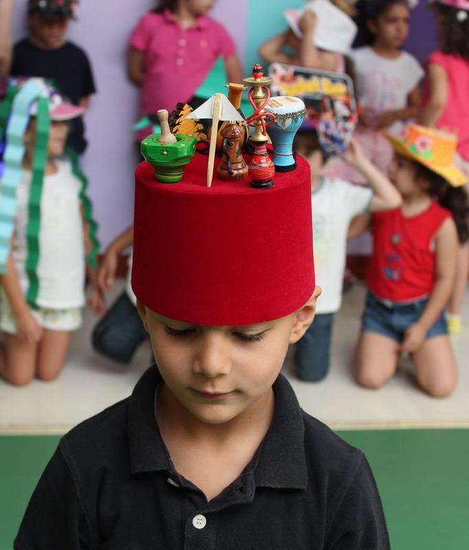 Silly Hat Day: Preschool - Crazy Hat Day