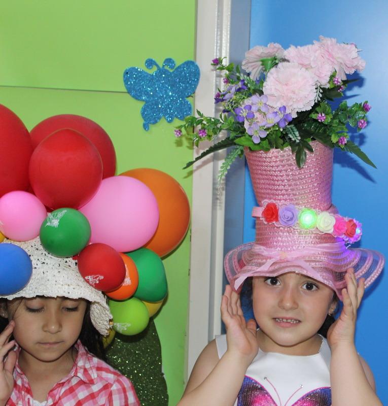 Crazy Hat Day: Preschool - Crazy Hat Day